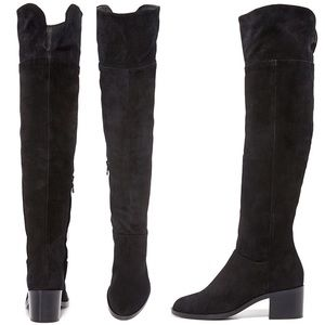 b7c8c78b993 Rag   Bone Ashby over the knee suede boots